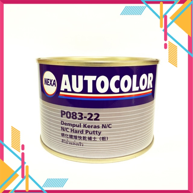NEXA AUTOCOLOR / CAR PUTTY - 0.5KG ( P083-22 )