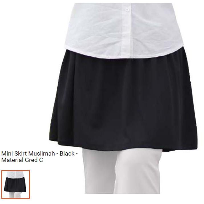 fa5525805 STILA Mini Skirt Muslimah | Shopee Malaysia
