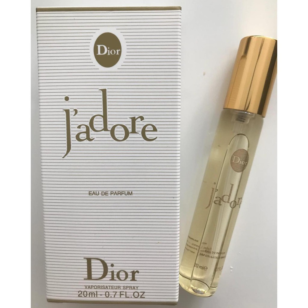 DIOR JADORE EDP (Europe Authentic Perfume 20ML)