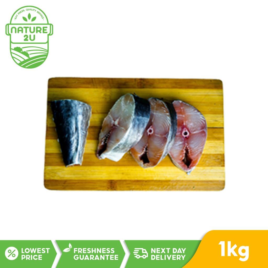 Frozen - Tenggiri Slices (1KG)