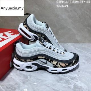 sale retailer bb6a5 5a7e2 Ready Stock 2019 Nike Air Max 97 X TN women men running ...