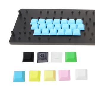 ♥♥PBT Keycaps DSA 1u Blank Printed Keycaps For Gaming