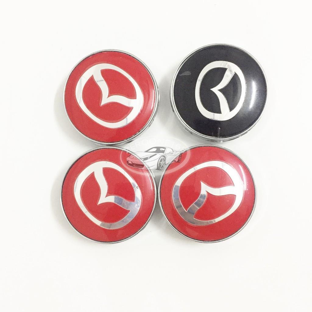 4pcs//lot 60mm Smart Logo Car Emblem Wheel Center Hub Cap Rim Badge Cover