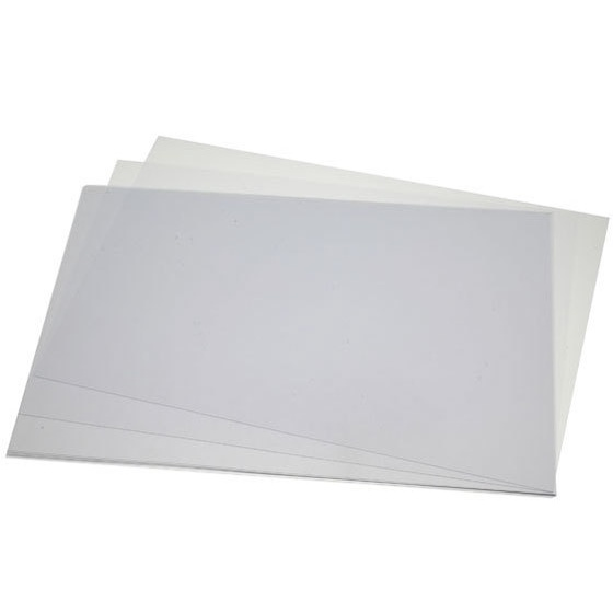 Pavoni, Acetate Sheet, 100 sheets, For Patisserie & Chocolate Work, 600 x 400 mm
