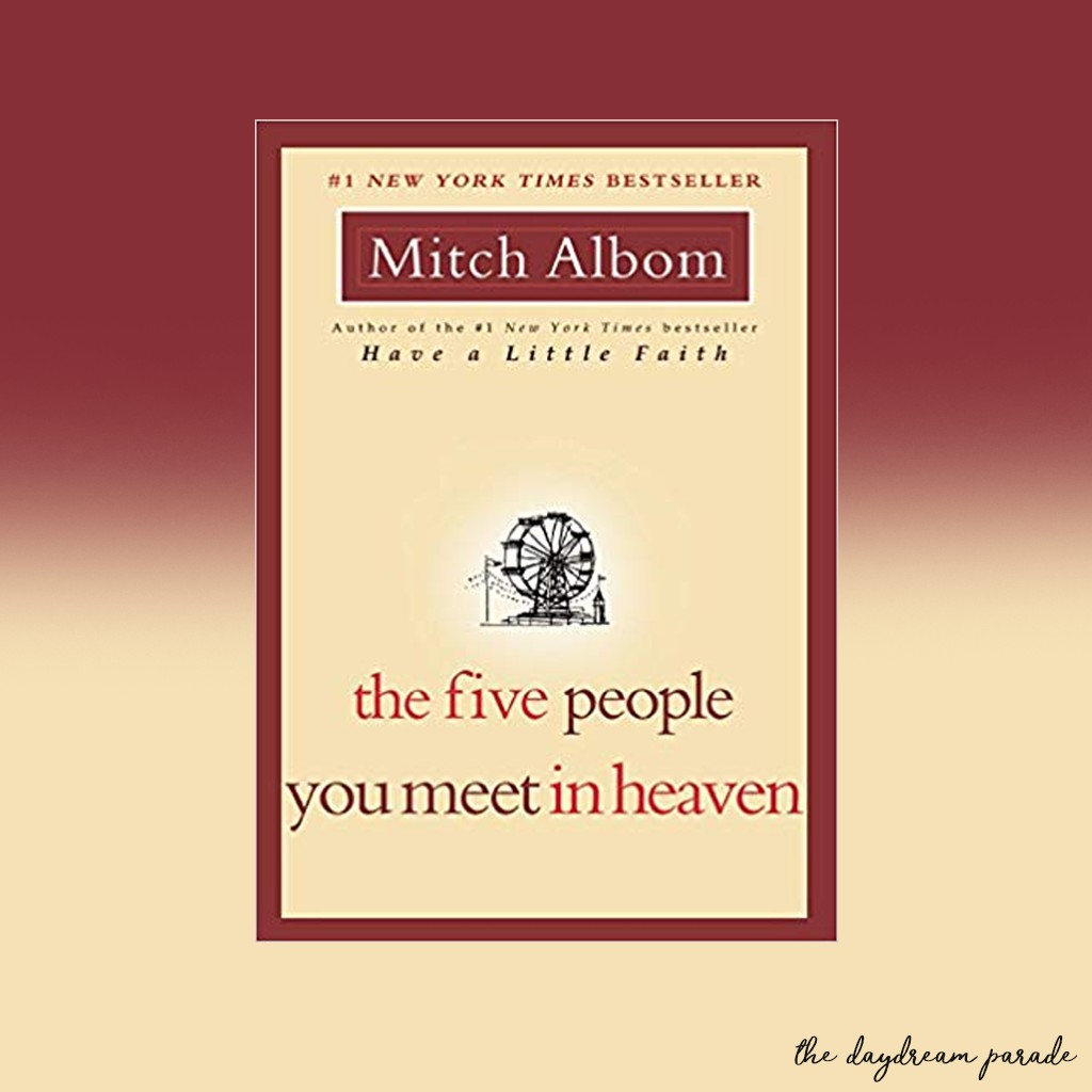 Ebook (EPUB): The Five People You Meet In Heaven by Mitch Albom