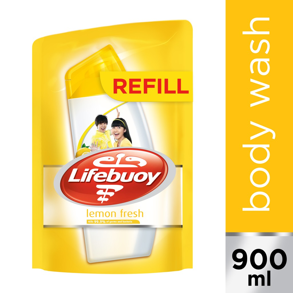Lifebuoy Lemon Fresh Antibacterial Body Wash Refill 900ml Shopee Palmolive Showergel Sensual 450ml Malaysia
