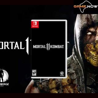 Mortal Kombat 11 (Switch)   Shopee Malaysia