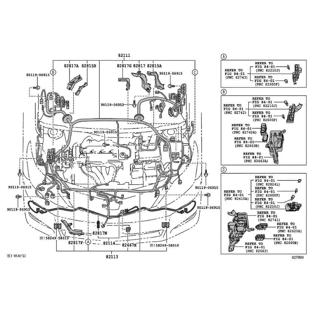 2008-2015 toyota alphard / vellfire electrical wiring diagram in pdf |  shopee malaysia  shopee