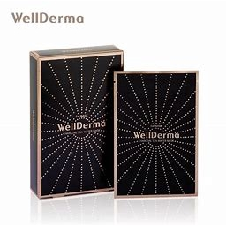 Wellderma Charcoal Sea Water Mask 25ml*10s
