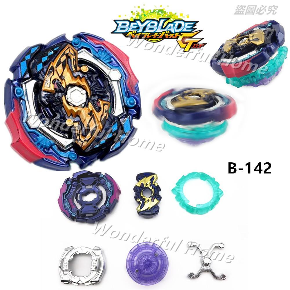 Beyblade Burst B-142 Judgement Joker.00T.Tr Zan Starter Without Launcher no box