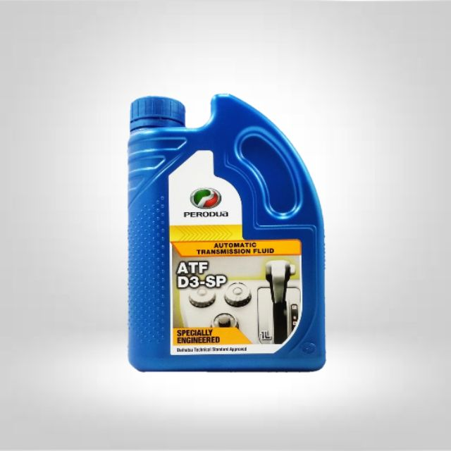 New Packing Perodua ATF SP3 Auto Transmission Fluid Oil 1 Litre