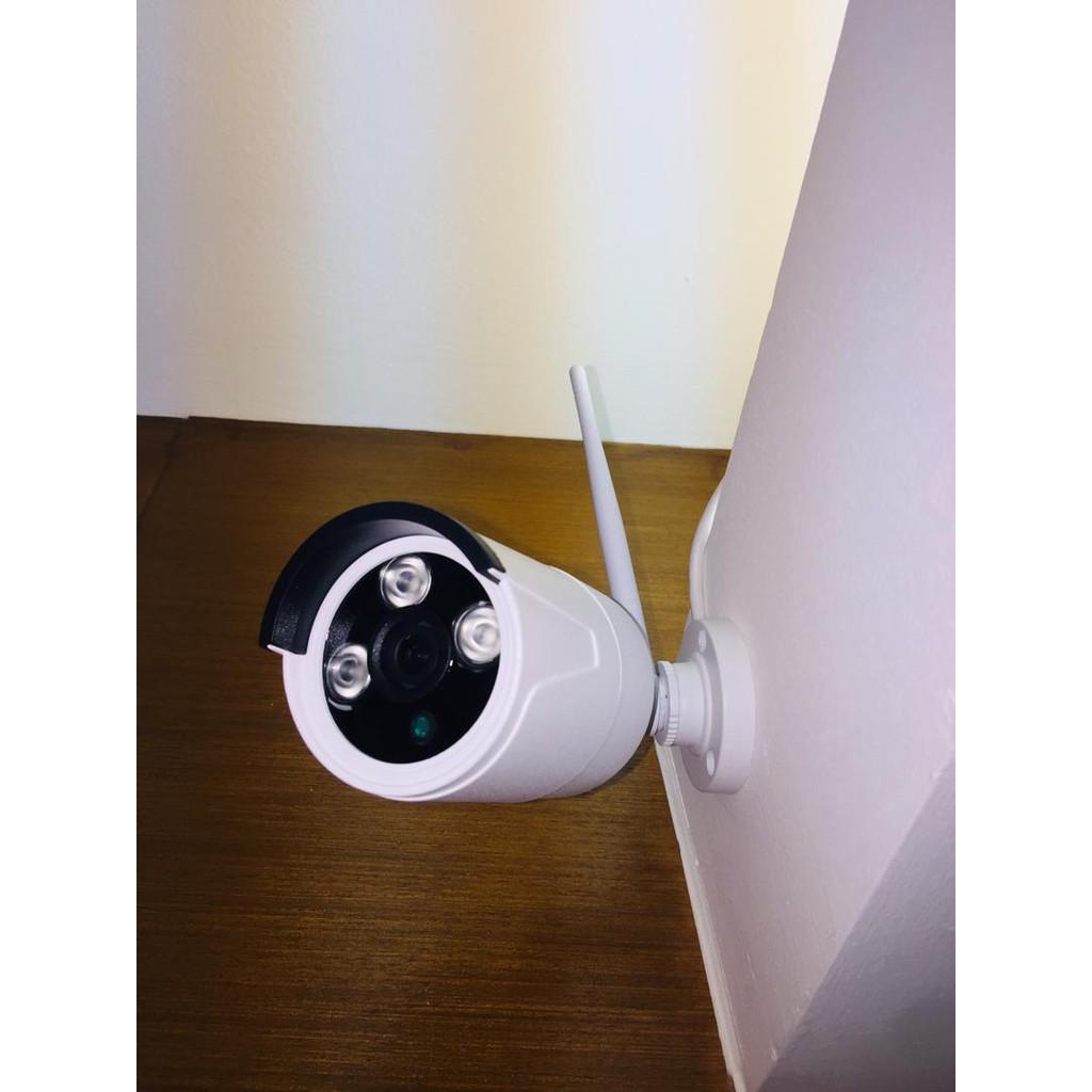 1080p / 4 channel / Wifi CCTV