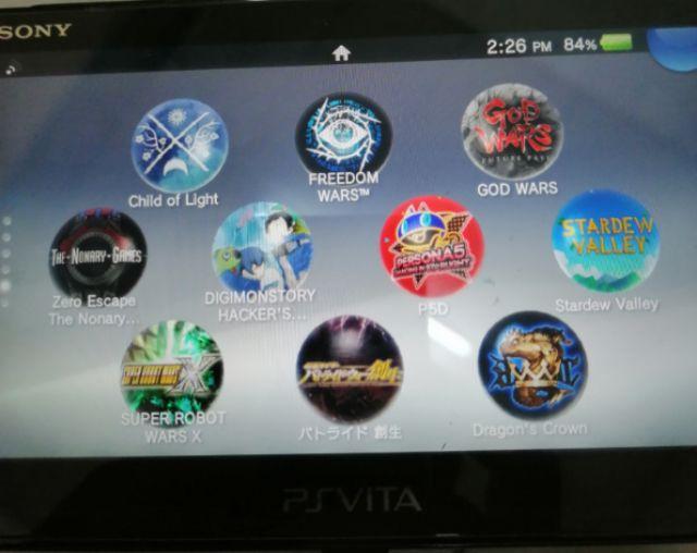 Playstation Vita Ps Vita 2k Jailbreak Henkaku Enso 64gb