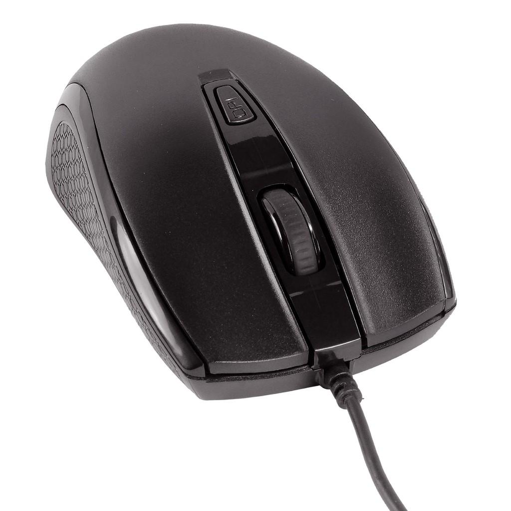 PROLiNK High Precision USB Optical Mouse 1600DPI PMC2002