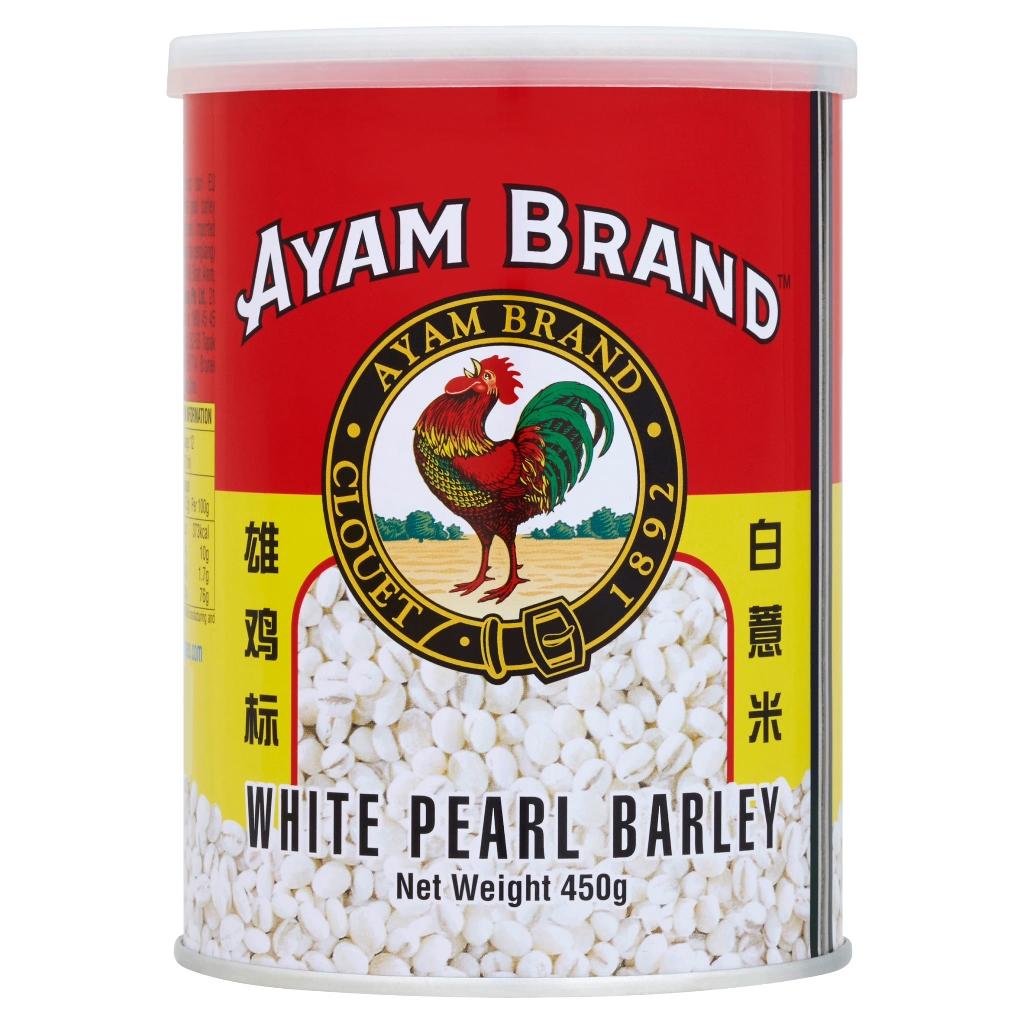 Ayam Brand White Pearl Barley (450g)