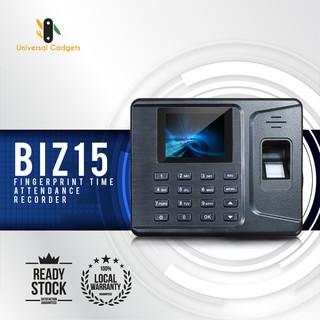 Finger Print fingerprint time Attendance Machine   Shopee Malaysia