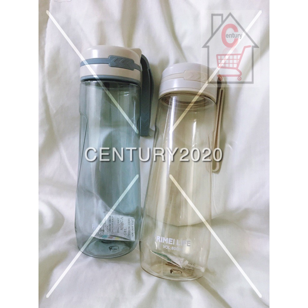 RIMEI Sports Water Bottle Space Cup Travel Mugs With Strap Portable Bottle 800ml