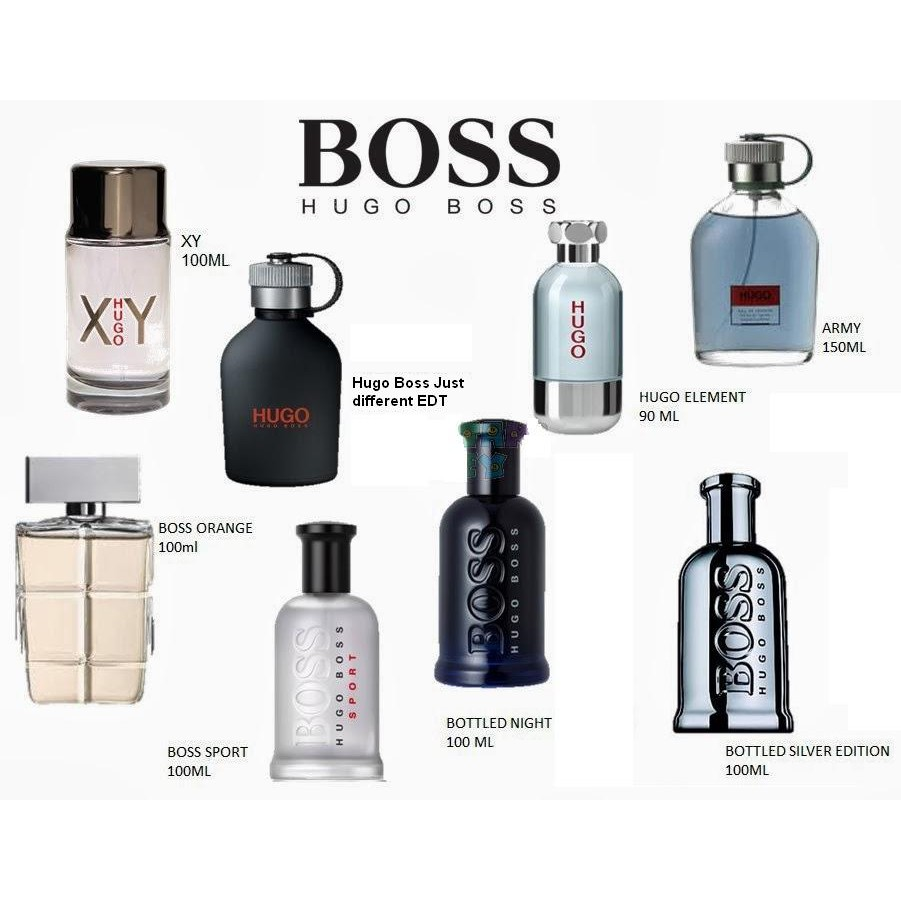 boss edp man