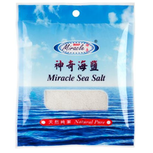Miracle Sea Salt 200g x 5 Packs