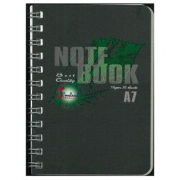 Benchmark Note Book A5/A7 5pcs