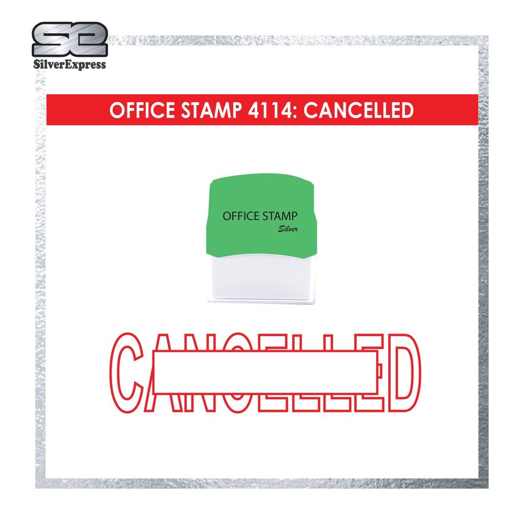 OFFICE STAMP / RUBBER STAMP / PAID / RECEIVED / CANCELLED / CERTIFIED TRUE COPY / URGENT / READY MAKE STAMP