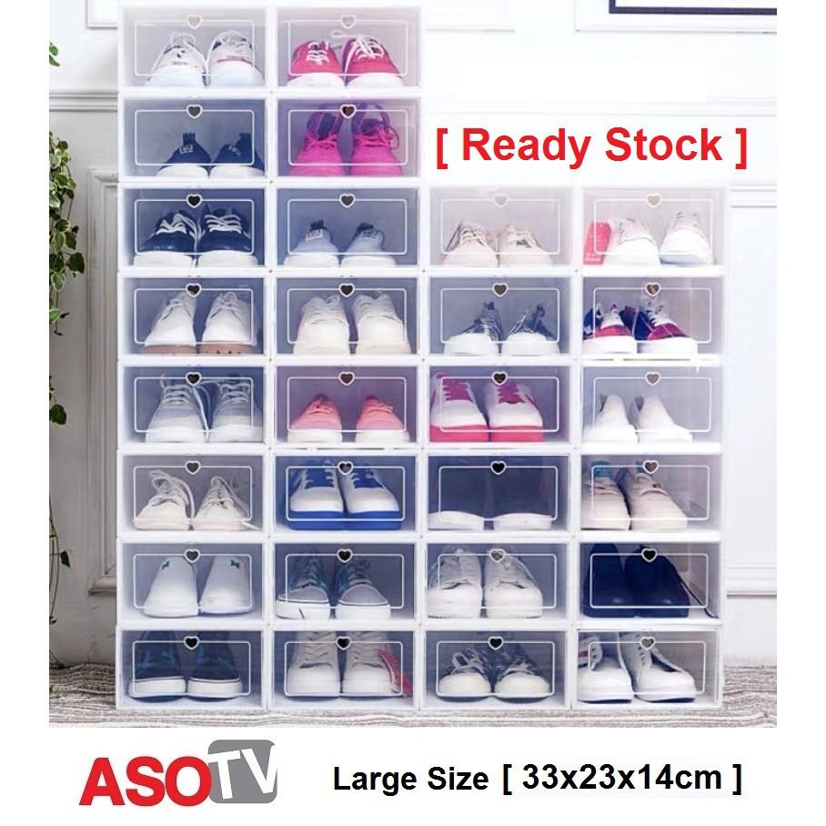 ASOTV Shoe Storage Box - Large Size (33x23x14) 0079