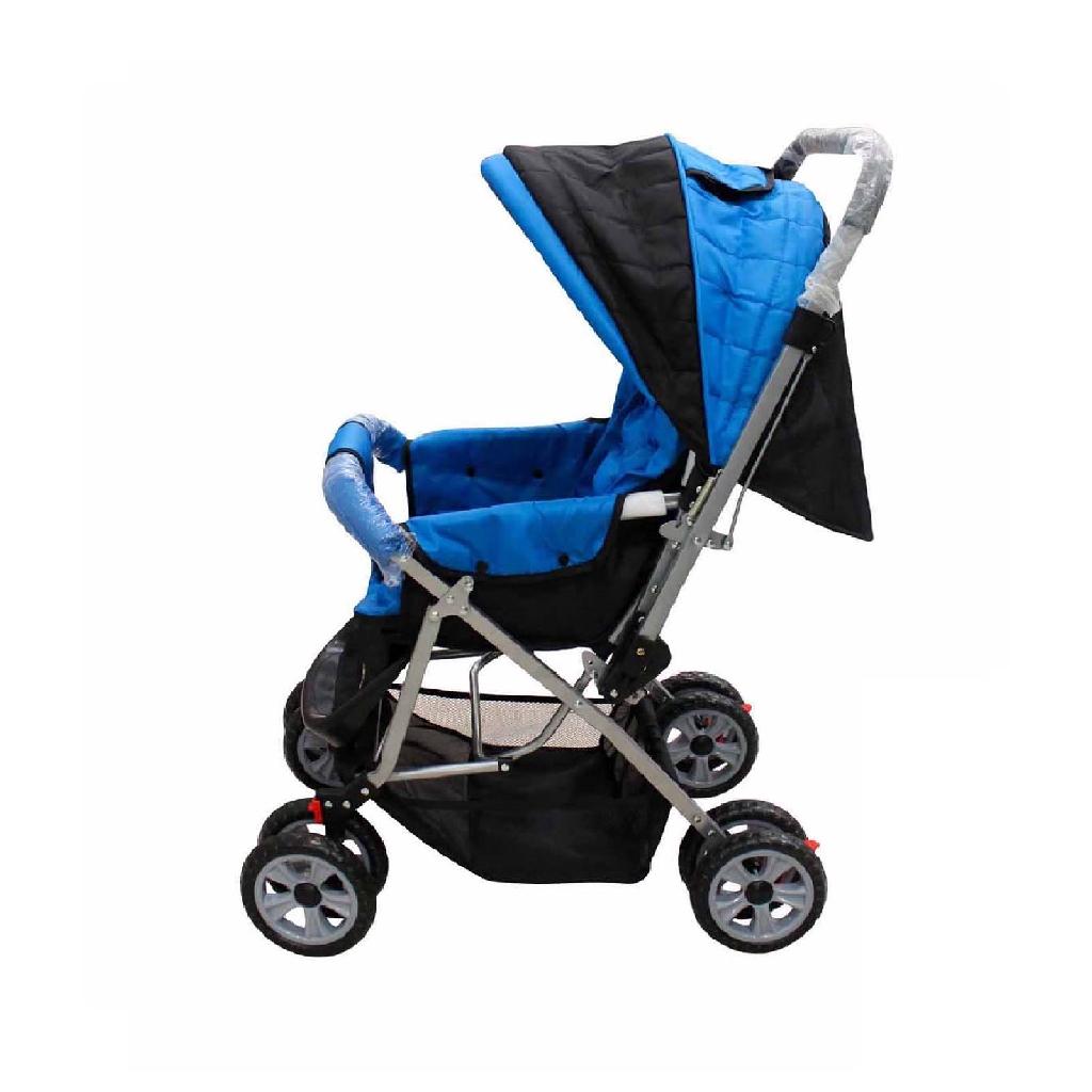 MYBB Baby Stroller - Blue 0518FLSXSP01B