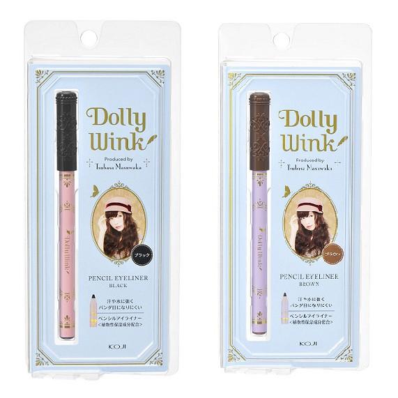 KOJI Dolly Wink Pencil Eyeliner Version lll