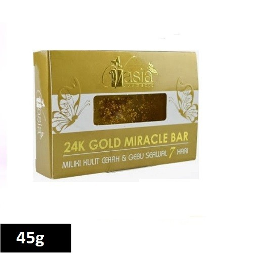 VAsia 24k Gold Miracle Bar V'Asia 45g