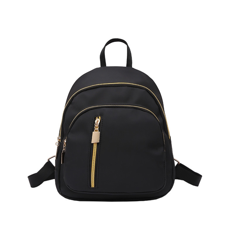 7ad6d38bf2a1 Waterproof women's backpack Korean version wild personality nylon small  backpack