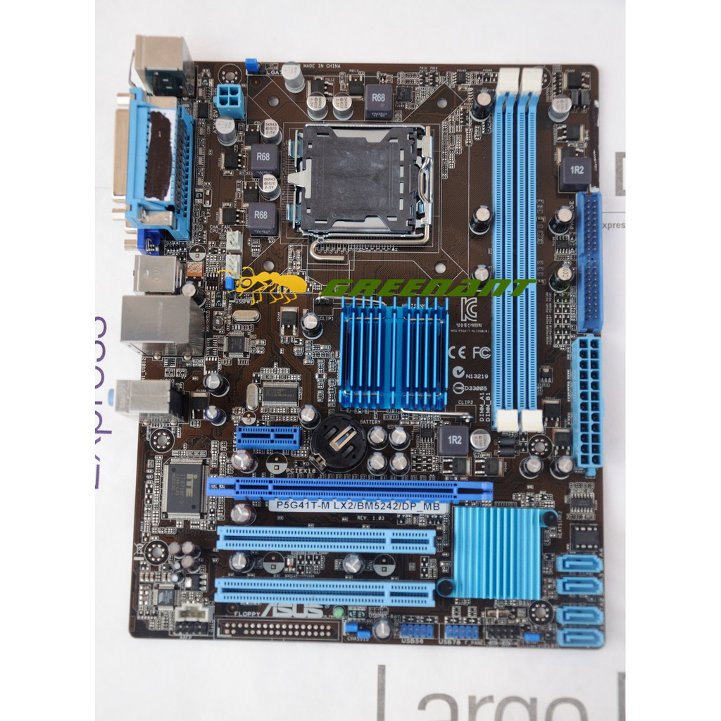Gigabyte Ga G41mt S2 Lga775 Socket Intel Motherboard Shopee Malaysia G41