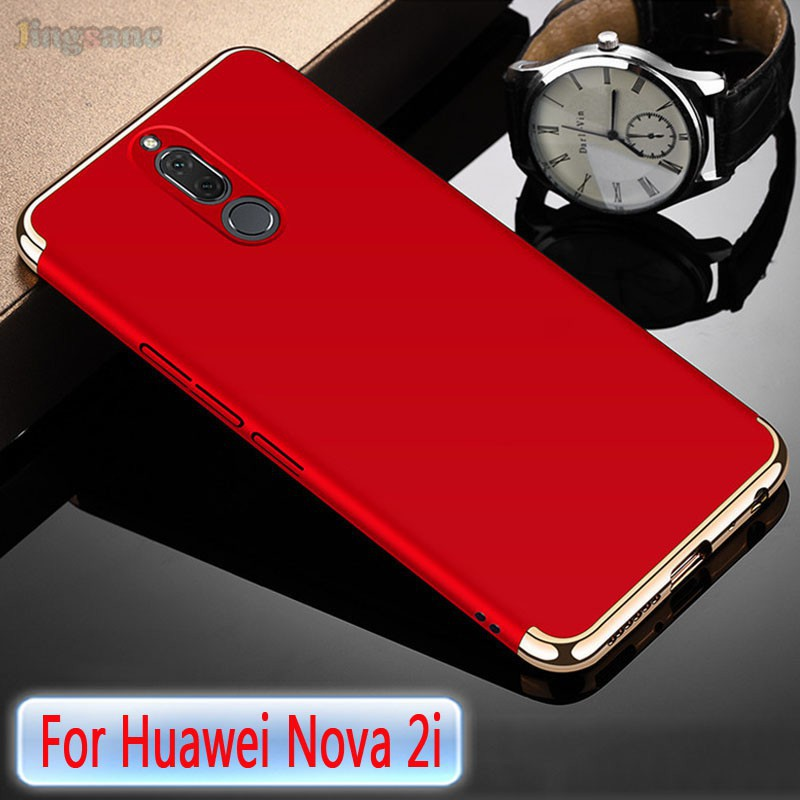 brand new ad338 680ee For Huawei Nova 2i nova2i Case 3 in 1 Covered Protection Phone Cover Casing