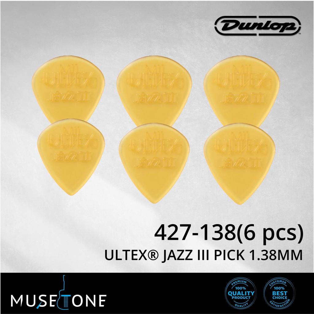 JIM DUNLOP PVP103 Jazz III Pick Variety Pick Pack