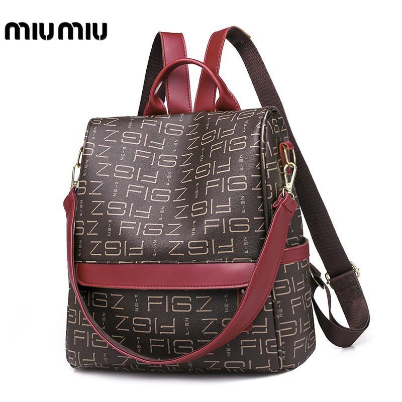 fc34073f45d0 MIU】New Dual shoulder bag Korean Simple And Elegant High Quality ...