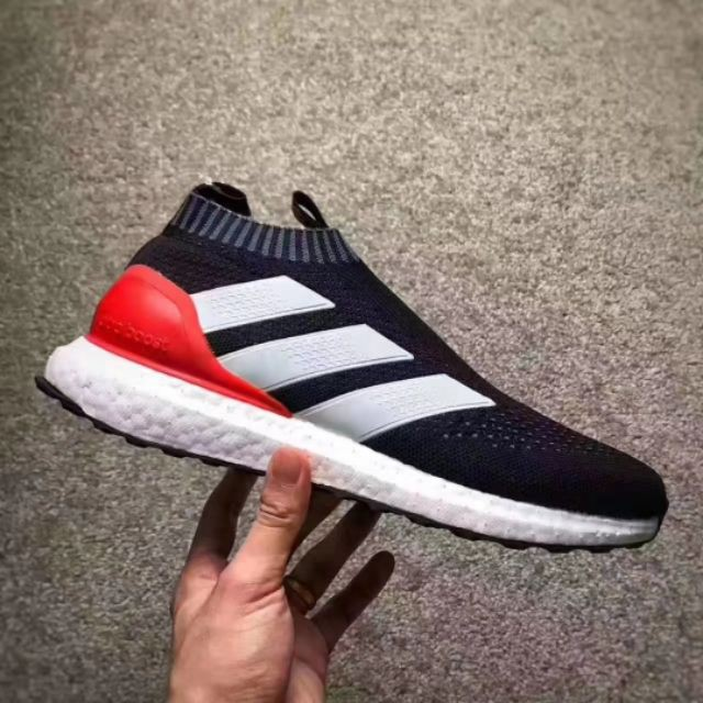 ^Houstonrockets^ Original Adidas Ace 16+ Purecontrol Ultra Boost New Socks Boots Men Sneakers Joker Running Shoes