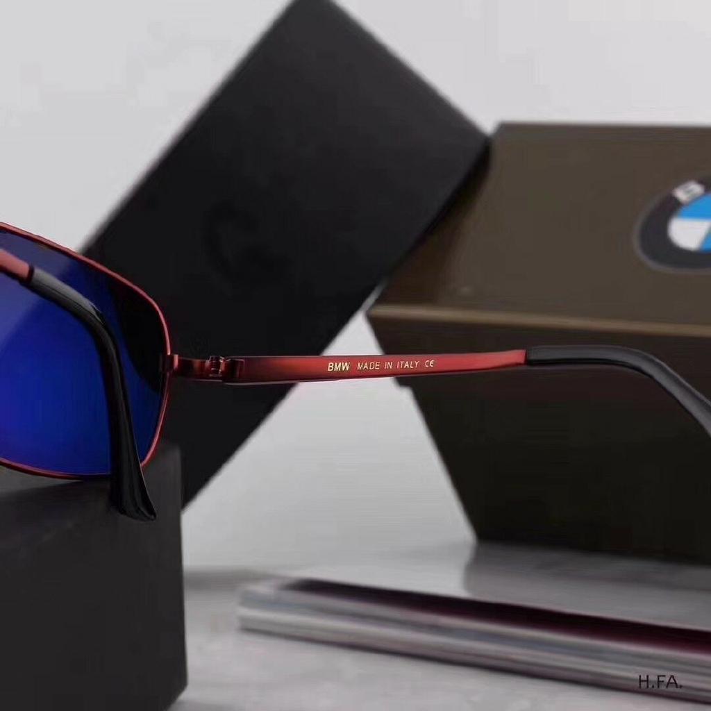 2019 BMW Brand Men/'s Sunglasses Polarized Classic UV400 Men Glasses Brand box
