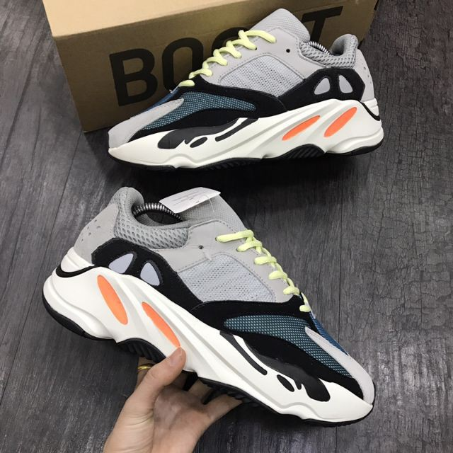 Ready Stock Original Real Boost Edition Adidas Yeezy Wave Runner