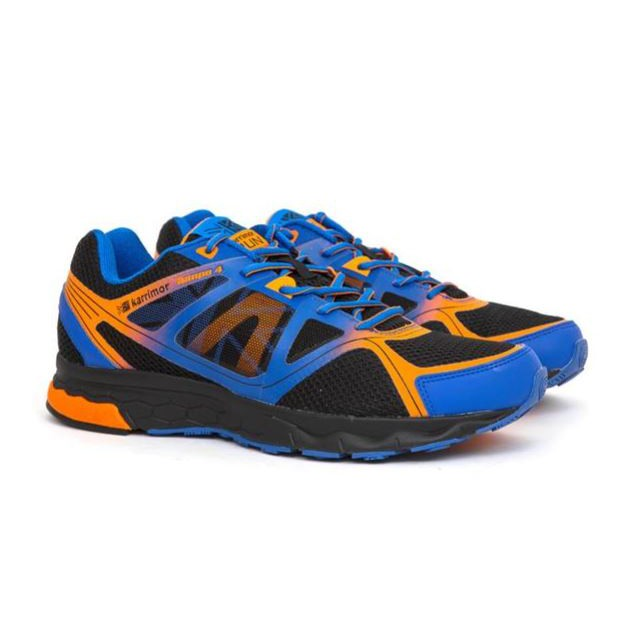 newest collection 300ba d0175 Karrimor Tempo 4 SNR81 (Black/Blue/Orange)