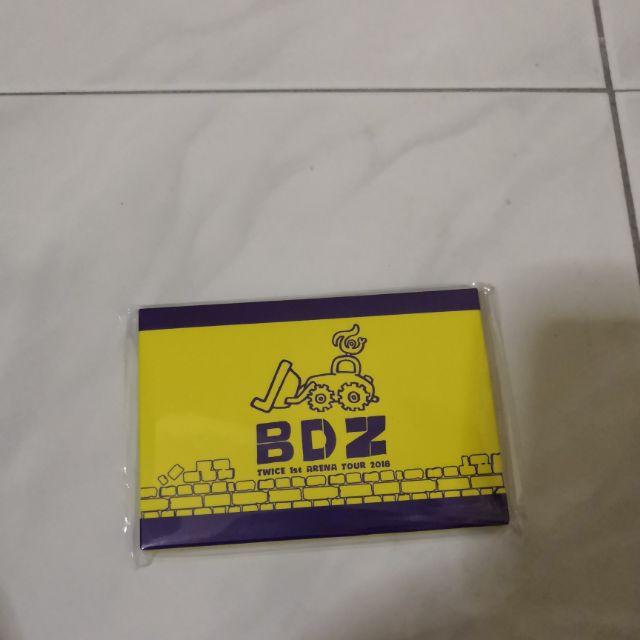 TWICE BDZ PHOTO CARD OF 10