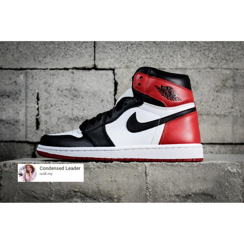06f97e6a ProductImage. ProductImage. 【Leader】Ready Stock Original Authentic Nike Air  Jordan 1 Retro High OG Basketball shoes