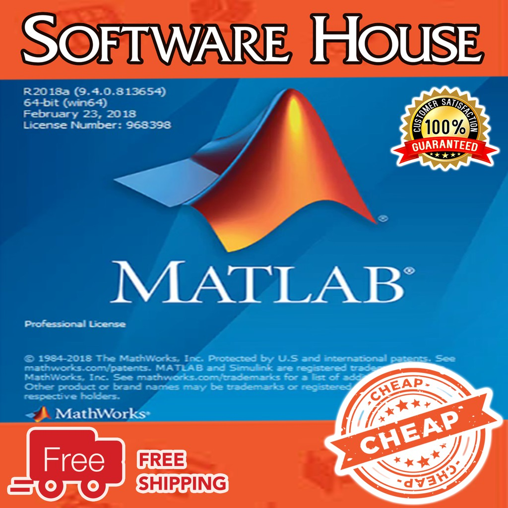 [100% work] MATLAB R2019a v9 6 0 1072779 + Valid license