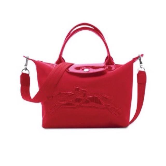 e70470f9e93e (Premium Quality) (Medium Size) Longchamp Le Pliage Neo Bag Tote Sling  Handbag