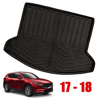 For Mazda CX-5 CX5 MK2 2017 2018 Rear Cargo Liner Boot Trunk Tray Floor Mat YX