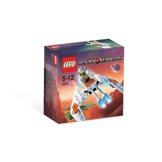 LEGO Mars Mission 5619 Crystal Hawk