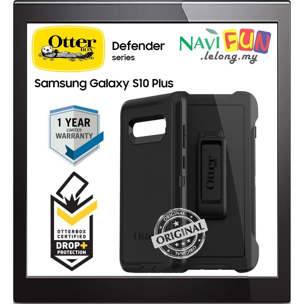 huge discount 33ef1 548be OtterBox (Ori) Defender Series case Samsung Galaxy S10 Plus [1 Year  Warranty]