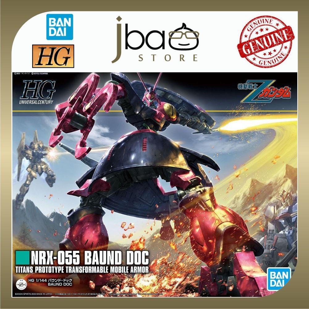 Bandai HG 234 1/144 Bound-doc Baund Doc HGUC Gundam NRX-055 Titans Prototype Model Kits