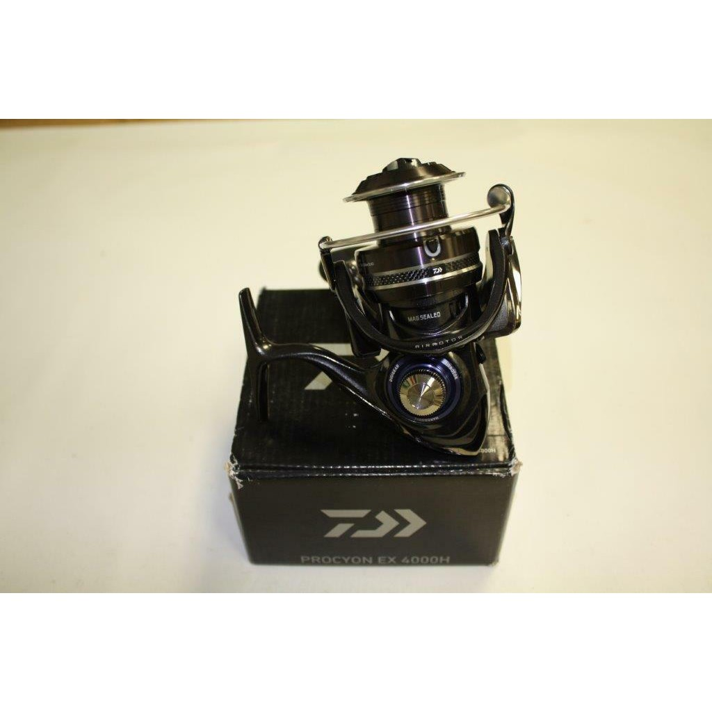Daiwa Procyon EX Spinning Reel 5.7:1 PREX4000H