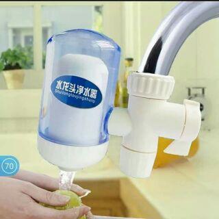 水净化器家用_Ss1083 🔥现货🔥透明款家用厨房净水器自来水过滤器水龙头净水 ...