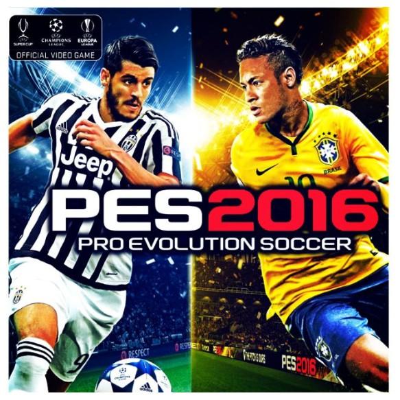 Pro Evolution Soccer 2016 (PES 2016)
