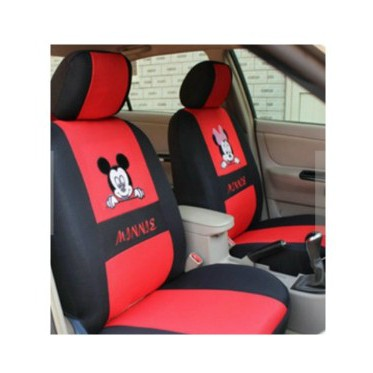 Pleasing Micky Minnie Baby Car Seat Cover Full Seat Alphanode Cool Chair Designs And Ideas Alphanodeonline